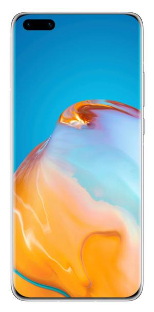 P40 Pro silver frost (sans services Google Mobile)