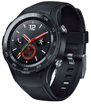 Watch W2 BT Sport Black