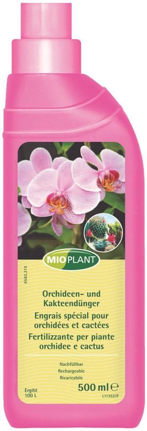 Orchideen- und Kakteendünger, 500 ml