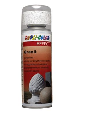 Granitstylespray grau
