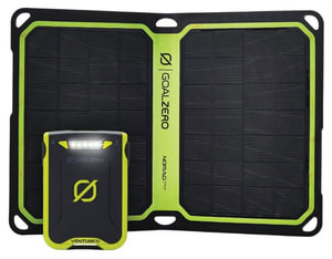 GoalZero Powerbank Venture 30 Solar