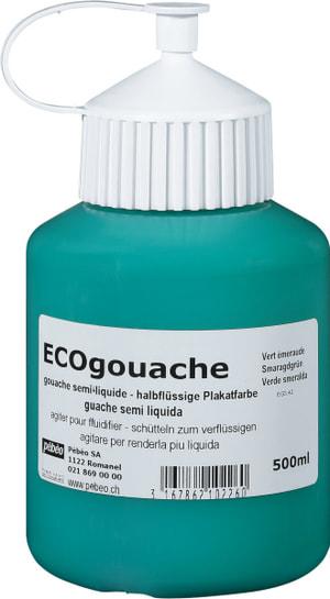 Pébéo Ecogouache verde smeraldo