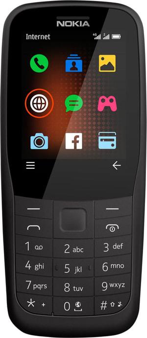 Nokia 220 4G schwarz