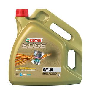 Olio motore Edge 0W-40 4L