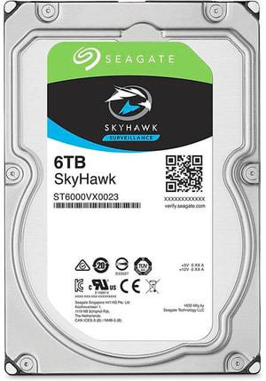 "SkyHawk HDD - 3.5"" SATA 6Gb/s - 6TB"