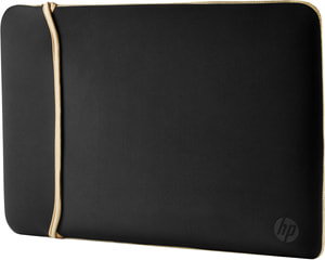 Sleeve Chroma Reversible 14'' schwarz / gold