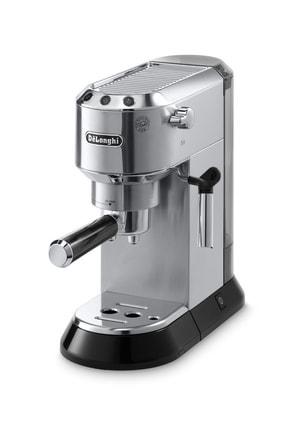 Dedica EC680.M Espresso Maschine silber