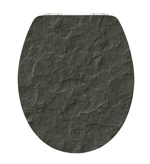 WC-Sitz Mio Stone Grain