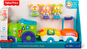 Fisher-Price Tanzspass BeatBo Zug