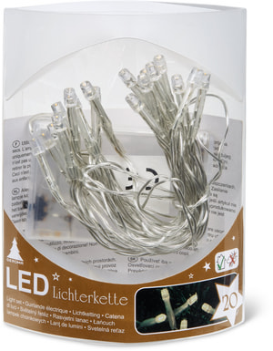 Lichterkette LED