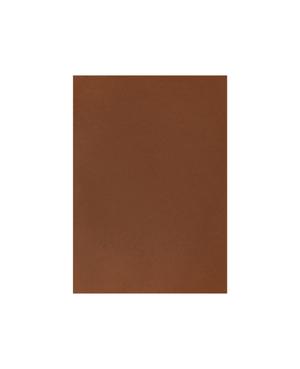 Tonpapier A4, Mittelbraun