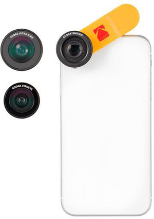 Kodak Smartphone 3-in-1 Set