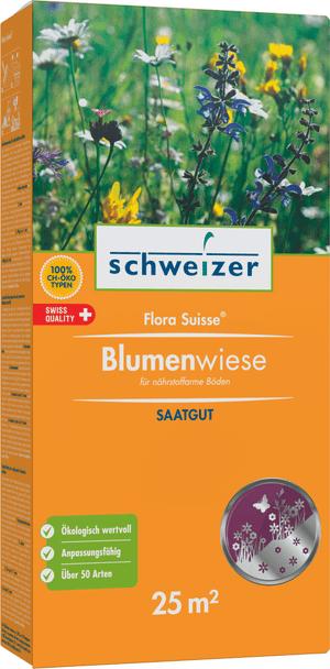 Flora Suisse Prairie fleurie, 25 m2