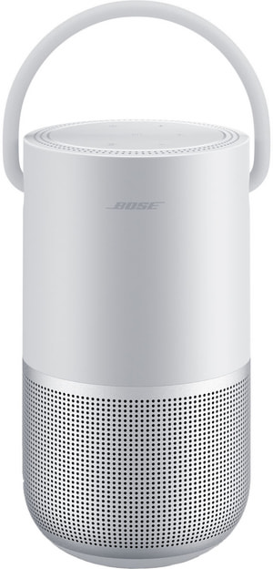 Portable Home Speaker - Argent