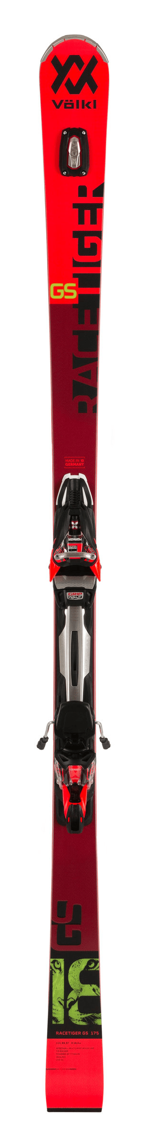 Racetiger GS inkl. rMotion2 12 GW