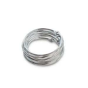 Anelli di metallo