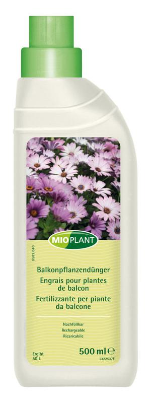 Balkonpflanzendünger,  500 ml