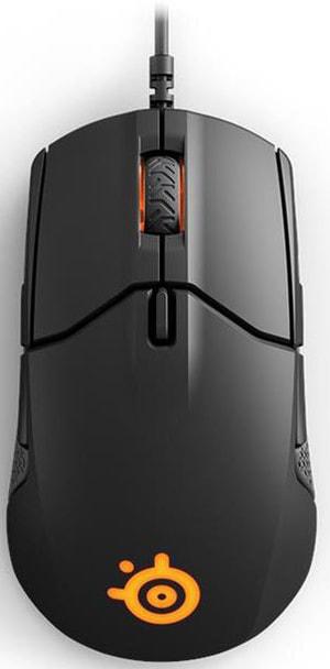 Sensei 310 Maus - schwarz