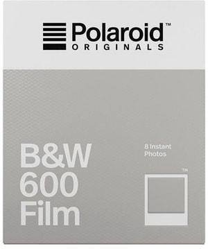Polaroid Originals Film 600 B&W 8 Photos