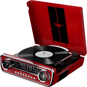 MUSTANG LP - Rouge
