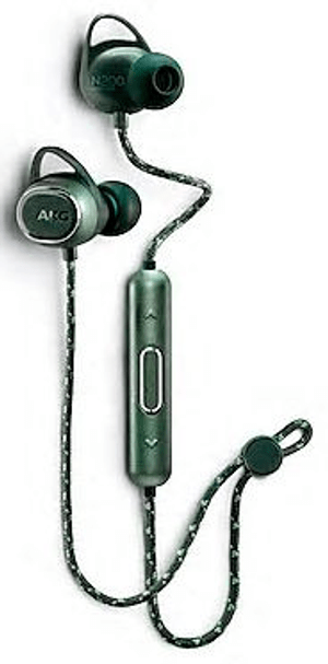 AKG N200 Wireless BT - Green
