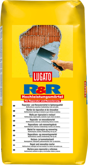 R & R Hochleistungsmörtel