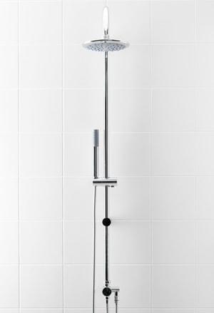 Sistema di doccia Double Fun