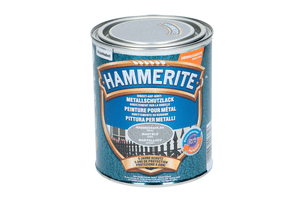 Metall-Schutzlack Hammerschlag grau 750 ml