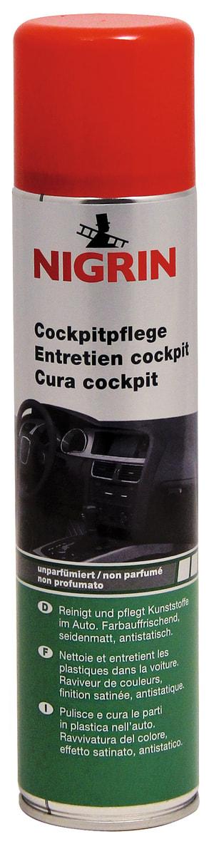 Cura del cockpit senza profumo