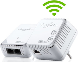 dLAN 500 WiFi Powerline Starter Kit