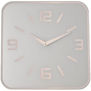 Orologio da parete Shoko bianco 43 x 43 cm