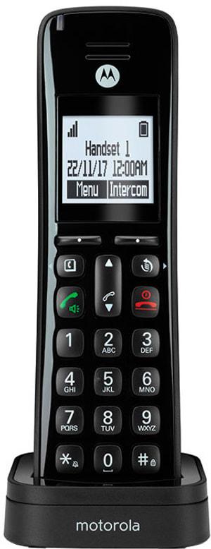 HD Phone CD2HD Zusatzmobilteil schwarz