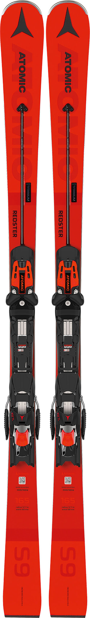 Redster S9 inkl. X 12 TL GW