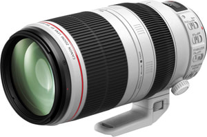 EF 100-400mm 4.5-5.6 L IS II USM Zoomobjektiv