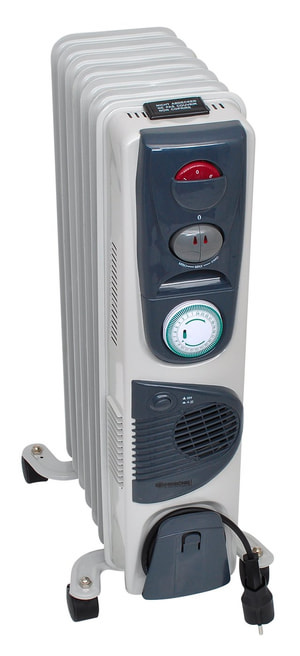 Öl-Radiator OFR 7D