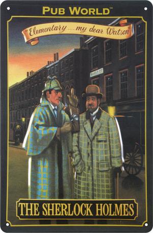 Lamiera Pub World, The Sherlock