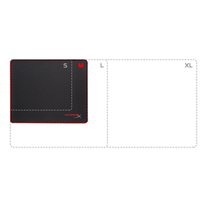 Gaming Mouse Pad FURY S Pro (medium)