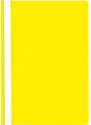 Schnellhefter A4 609025 gelb