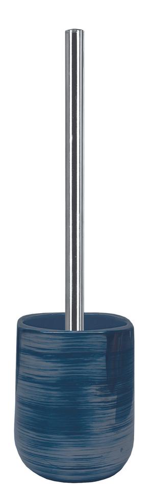 Brosse de WC Artgentic bleu