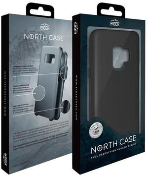 "Hard Cover  ""Eiger North Rugged black"""