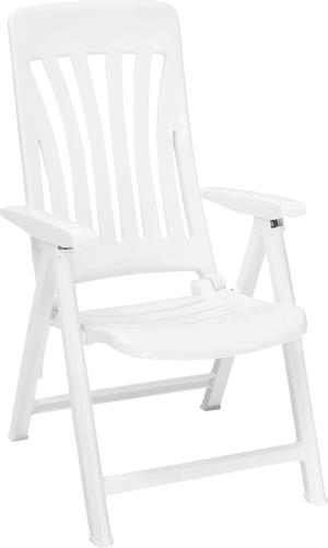 Sedia con braccioli pieghevole BLANES