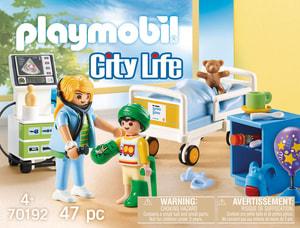 Playmobil 70192 City Hospital