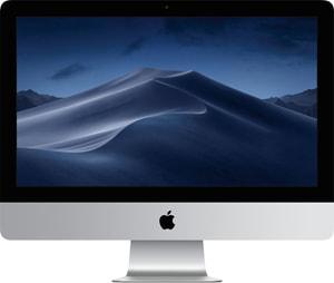 """CTO iMac 21.5"""" 3.6GHz i3 8G 1 TB Fusion Radeon Pro 555X MagKB"""