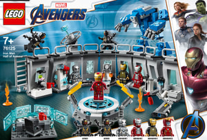 LEGO 76125 Marvel Super Hero