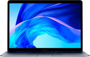MacBook Air 13 1.6GHz i5 8GB 128GB SSD spacegray