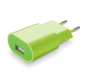 USB-Adapter Grün