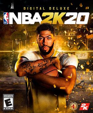 PC - NBA 2K20 Digital Deluxe