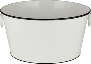 Vaschetta rotonda con maniglie rotonde