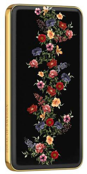 "Designer-Powerbank 5.0Ah ""Dark Floral"""