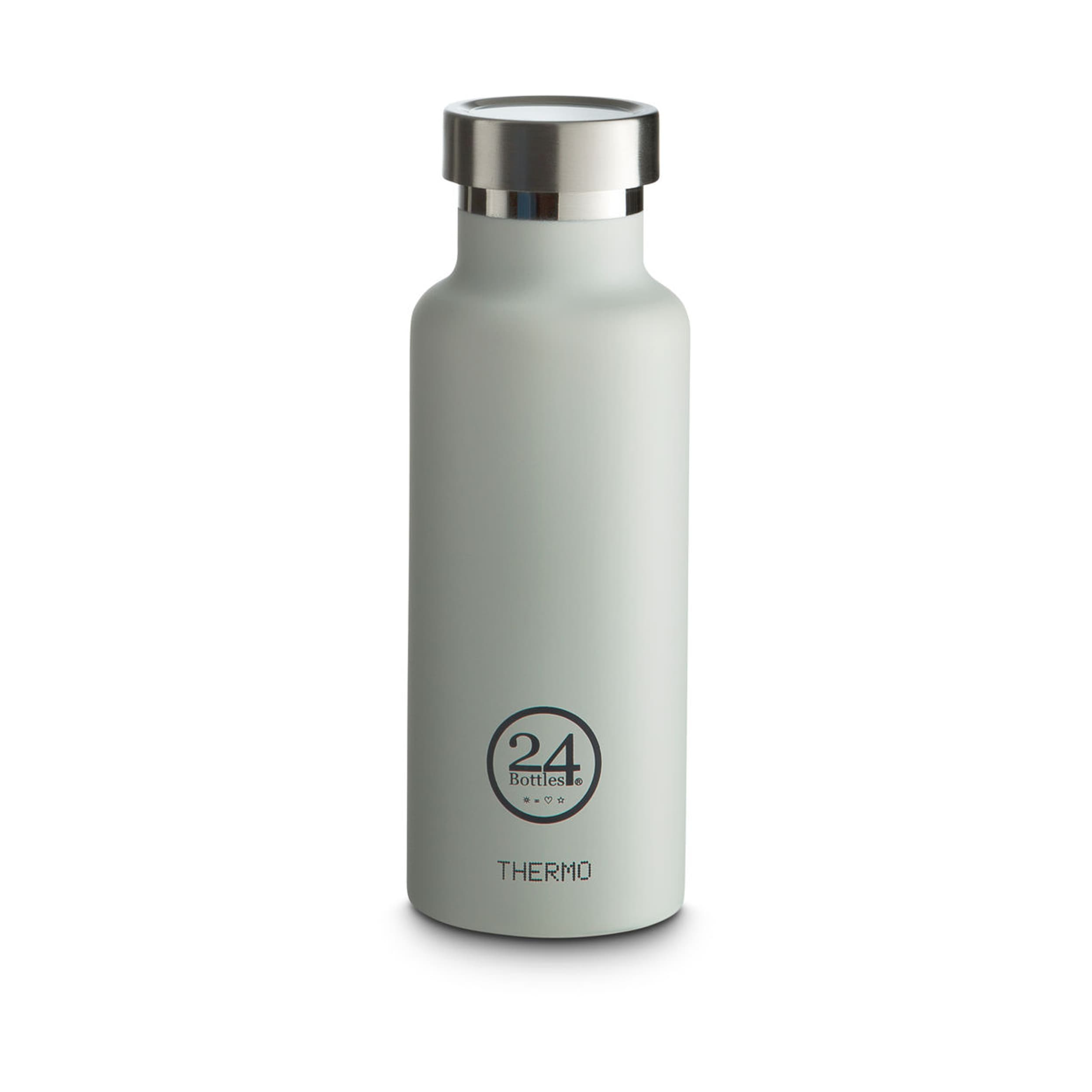 Image of Thermoflasche 0.5 lt. weiss CLIMA